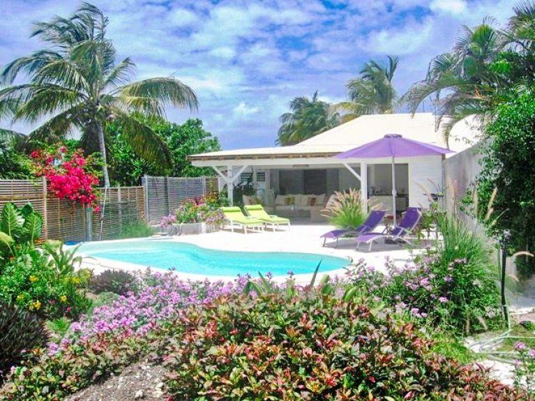 location villa 4 personnes guadeloupe avec piscine